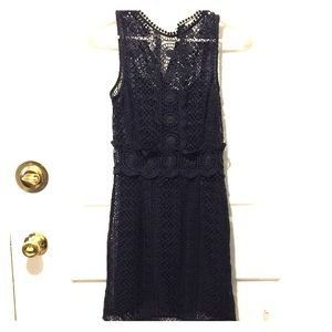 Forever 21 Blue Lace Dress - Size 2
